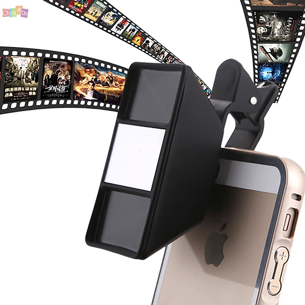 1Pc High Quality Smartphone Universal 3D Mini Photograph Stereo Vision Camera Lens for iPhone for Samsung(China (Mainland))