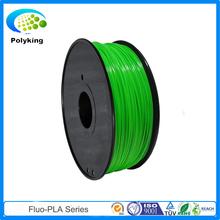 fluorescent fluo green PLA Filament for 3D Printer 1 75mm 3mm 20 colors 1kg 2 2lb