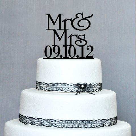 Cake Topper Wedding Cake Stand Wedding Decoration Custom Wedding Cake