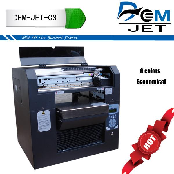 Desktop A3 Printer Phone Case Printer Digital Cellphone Case Printer(China (Mainland))