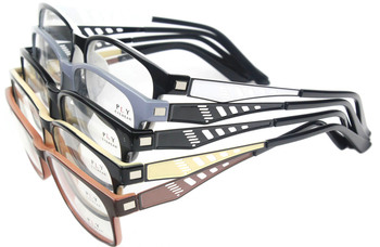 New trend TR with stainless glasses  frames