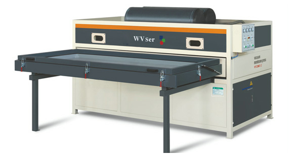 Vide Membrane Press WV2300C - 2 Vacuum Press(China (Mainland))