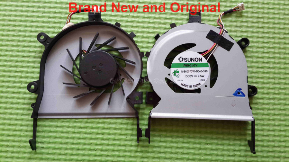 New and original CPU cooling fan for Acer Aspire 4820T 4820 4745G 4553 5820TG laptop CPU cooling fan cooler MG60070V1-B040-S99(China (Mainland))