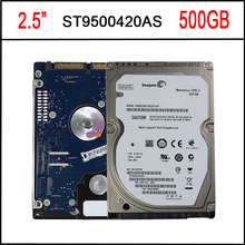 2.5 inch Momentus 500GB 7200RPM 16MB SATA2 ST9500420AS For Laptop(China (Mainland))