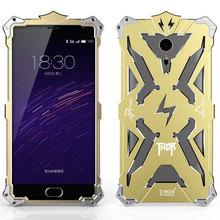For Meizu M2 Note Case Aluminum Metal Protective Hard Back Cover Case for Meizu M2 Note Case