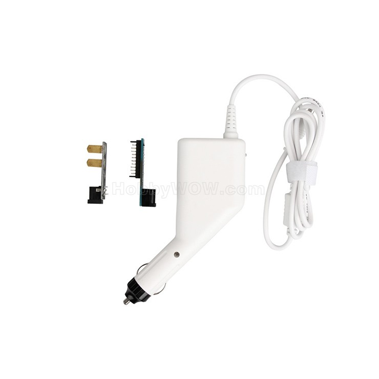 Car Charger for DJI Phantom 4 & Phantom 3 Battery