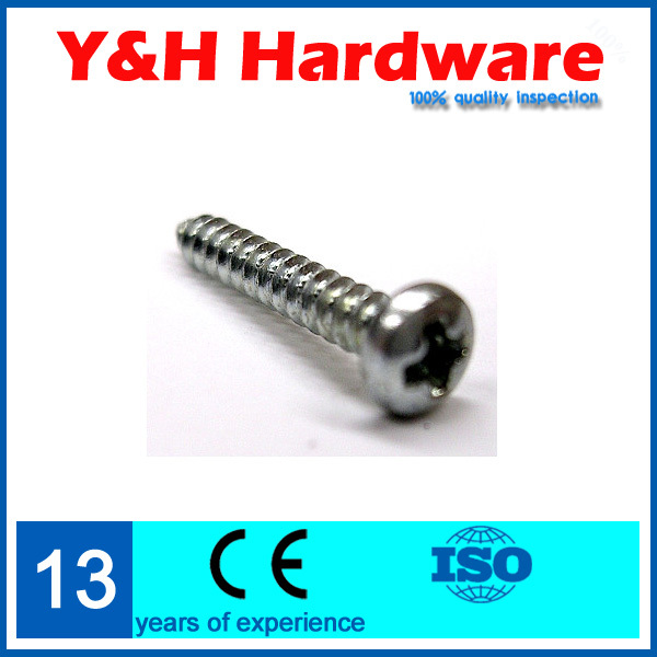New arrivals round head screw 100pcs/lot M3*16mm self tapping pan head wood screws 304 stainless phillips screw<br><br>Aliexpress