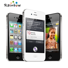 "Original Apple iPhone 4S 16GB 3G WIFI GPS 8MP 1080P 3.5""IPS 960x640px Touchscreen Unlocked Mobile Phone(China (Mainland))"