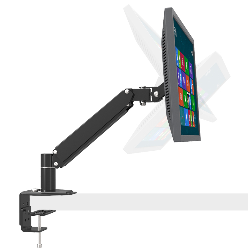 "17-24"" LCD TV Monitor Holder Table Clamping Mount Full Motion Arm(China (Mainland))"