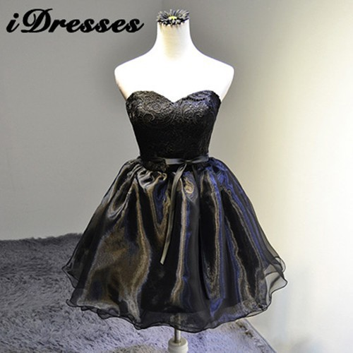 A-line Princess Short/Mini Organza And Tulle Cocktail Dress Party Lolita Skirt Cosplay Costume NEW(China (Mainland))