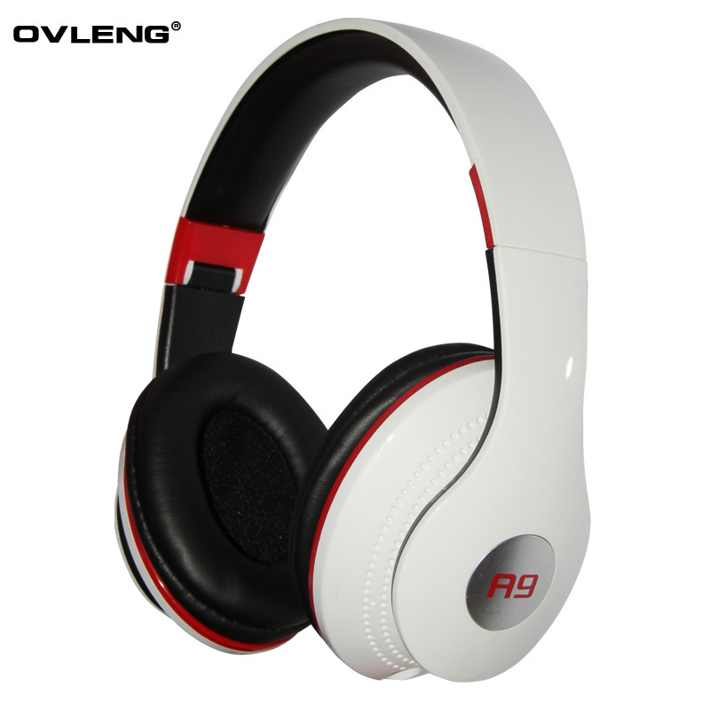 OVLENG A9 phone headset / stereo headset / handset headphone wire(China (Mainland))