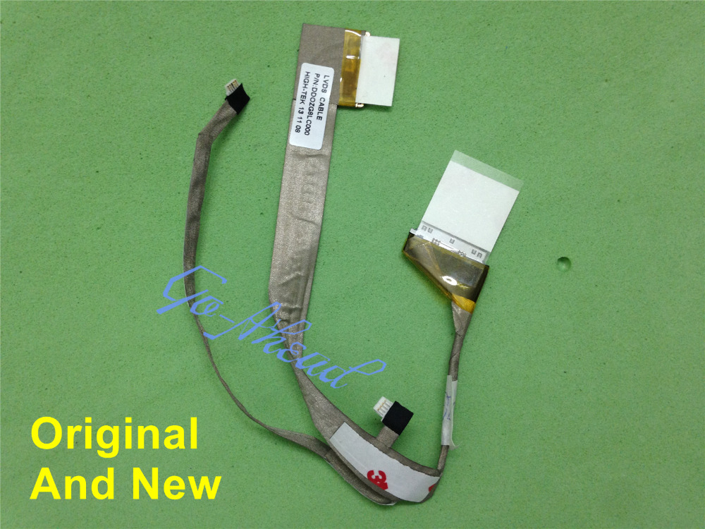 Brand New Original LCD Video Flex Screen Data LVDS Cable Wire Line For Acer Aspire One 531H AO531h ZG8 751H Laptop DD0ZG8LC000(China (Mainland))