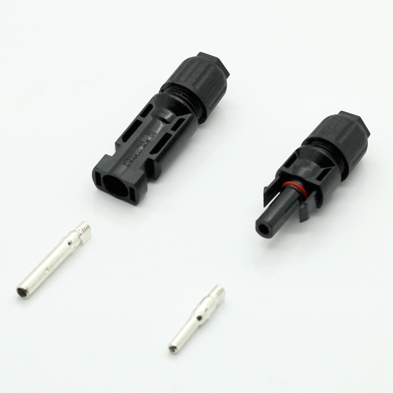 700 pairs Male and Female TUV standard MC4 solar cable connectors(China (Mainland))