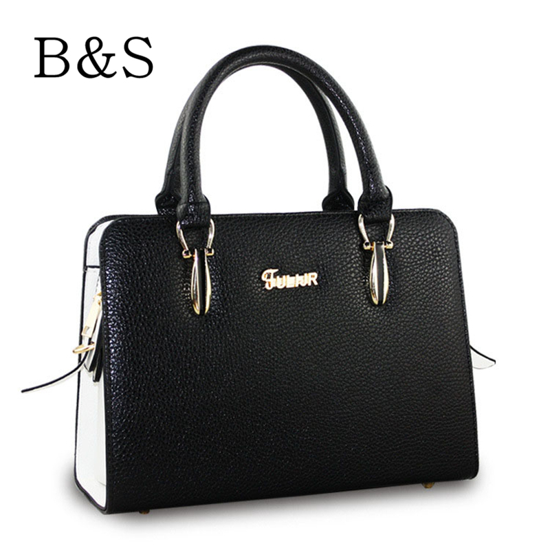 Woman Famous Brand Handbags 2016 New Designer 8 Colors High Quality PU Leather Women Messenger Cross-Body Bags Candy Hand Bag(China (Mainland))