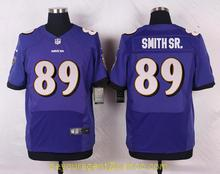 Men's free shiping A+++ quality Baltimore s #89 Steve Smith Sr Elite,camouflage(China (Mainland))