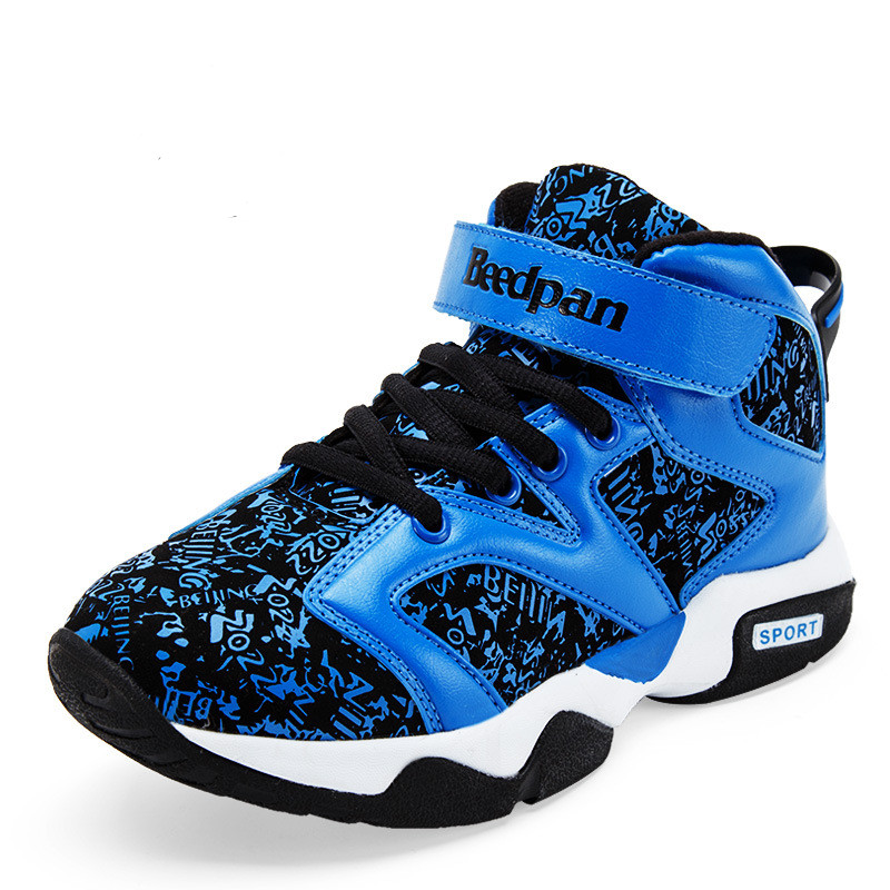 Kids Sneakers Nonslip Children Sport Shoes Rubber Boys Running Shoes Shop Online Chaussure Basket(China (Mainland))