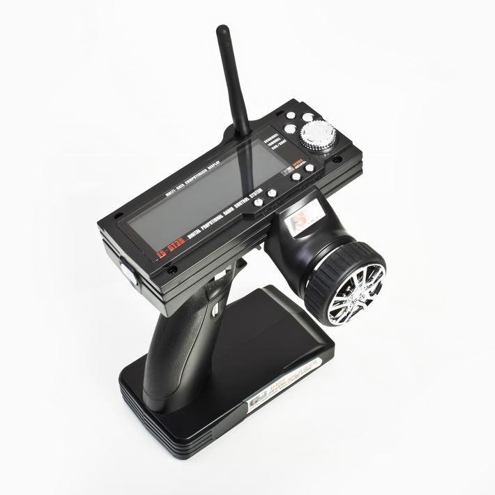 Free Shipping Flysky Fs Gt3b FS GT3B 2 4Ghz 3ch 2 4 RC System Gun Remote