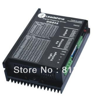 Leadshine Dm856 Microstep Digital Stepper Motor Driver
