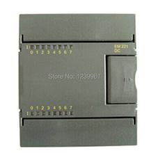 Buy DC24V 8DI Module CN-EM221-C8 Compatible PLC S7-200 6ES7 221-1BF22-0XA0 Module New 1 Year Warranty for $55.00 in AliExpress store