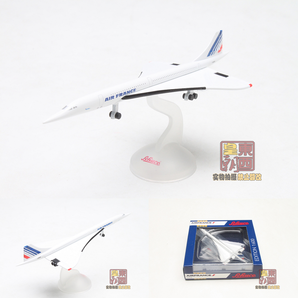Фотография  1:600 Concorde , a French airways aircraft