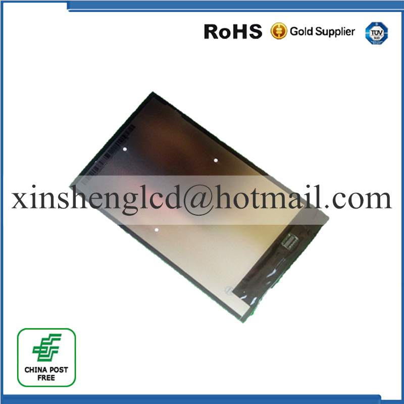 Original and New 8inch LCD Display Screen Panel CLAA080WQ05 XN V Repair Parts Replacement For Lenovo