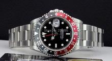 Men 's 40 MM R0LES reloj para hombre reloj de hombre 40 MM watch de zafiro de 40 MM de acero inoxidable negro rojo bisel – 16710