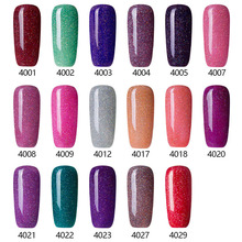 Sexy mix Soak Long Lasting UV Nail Gel Polish Glitter Neon Lacquer DIY Art LED - SexyMix Cosmetics store