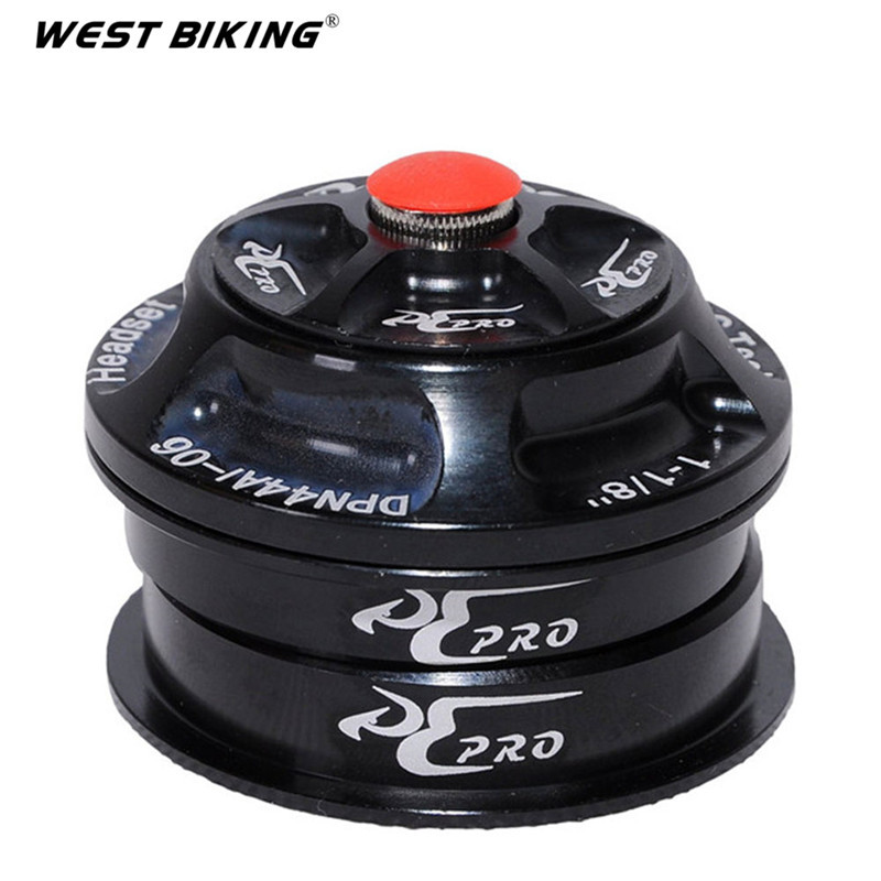 Half Hide Plum Bicycle Headset Top Cap Mountain Bike Bicicleta Fork Part Aluminum Alloy Cycling MTB Accessories BIke Head Parts(China (Mainland))