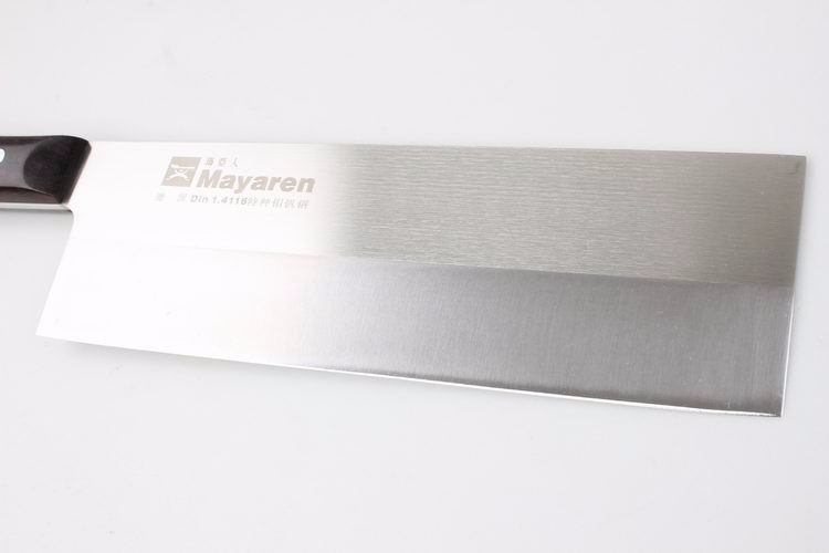 Buy Free Shipping High Quality Stainless Steel Kitchen Knife Handmade Forged Chef Knife Meat Vegetable Knives Cooking Cleaver cheap