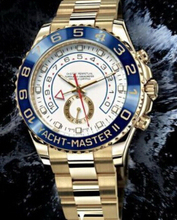 Top quality Luxury YachtMaster Yacht Master II GMT 116680 Stainless Steel Automatic Men s Watch Watches