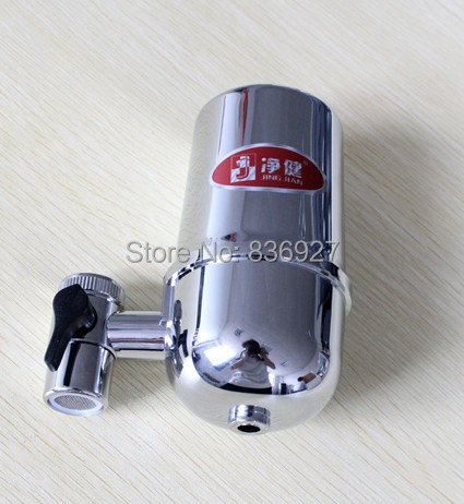 Faucet water purifier water filters household water purifier kitchen water purifier transparent(China (Mainland))