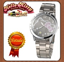wholesale hello kitty stainless steel watch