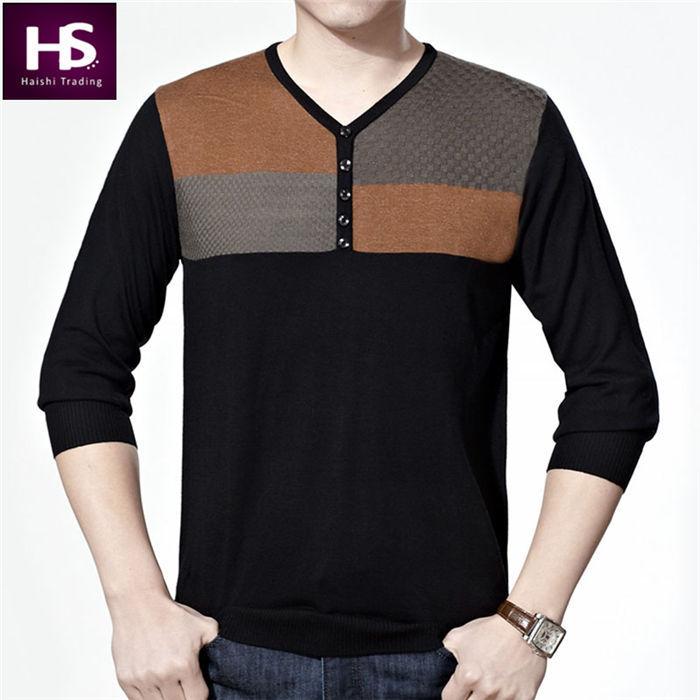 купить Мужской пуловер HS 2015 V Homme t 617 недорого
