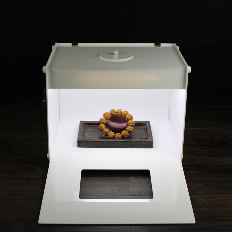 "Professional Portable 12""x8"" Mini Kit Photo Photography Studio Light Box Softbox MK30(China (Mainland))"