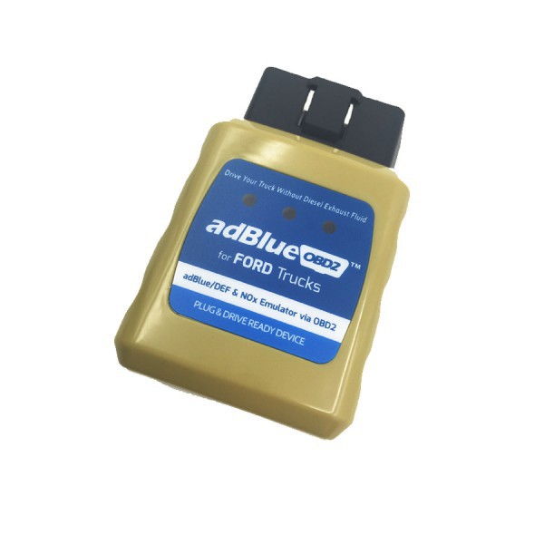 AdblueOBD2 Emulator for F-ORD Trucks Plug and Drive Ready Device by OBD2(China (Mainland))