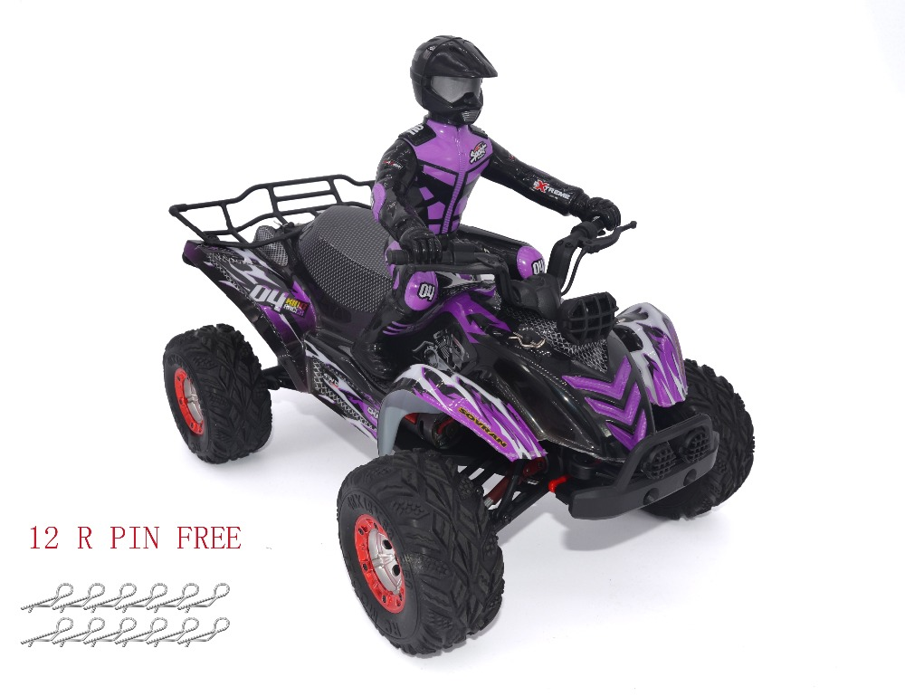 Keliwow 1/12 Scale RC Truck 2.4GHz 4WD Remote Control Vehicles, High Speed Off-road Racing Car RTR Free for 12Pcs R Pins(China (Mainland))