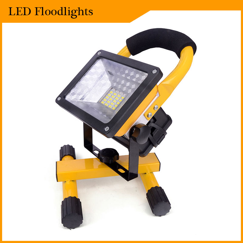 The Best 2400Lm Portable Floodlight Led Rechargeable Flood