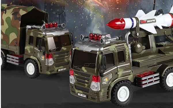 1:24 alloy model military vehicles, high simulation slide toy with sound and light, children's educational toys, free shipping(China (Mainland))