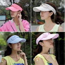 2015 New Summer Bike Sunshade Cap Outdoor Exercise Regulate Duckbill Cap Direct Empty Hat hat018