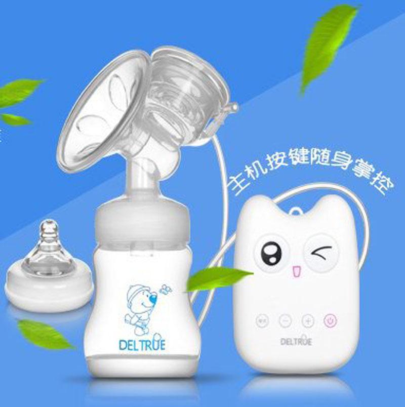 2016 electric breast pump massage baby milk pump nipple suction pump feeding baby bottle use Computer or charging treasure