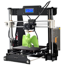 2015 Upgraded Quality High Precision Reprap Prusa i3 DIY 3d Printer kit with 1 Roll Filament