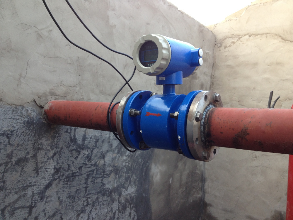 China Low cost industrial magnesium hydroxide fluid magnetic flowmeter(China (Mainland))