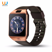 Buy Uwatch DZ09 Bluetooth Smartwatch Support SIM Card Phone Camera GSM/TF Wristwatch F IOS Android Phone Wearable Device for $15.54 in AliExpress store