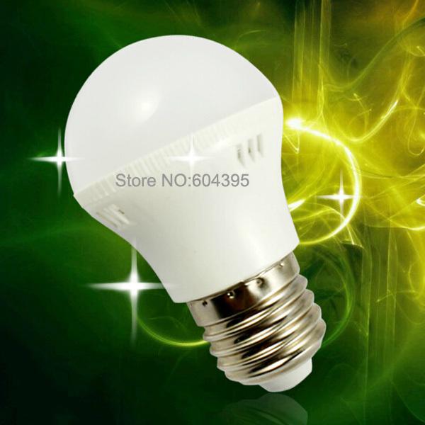 Edison LED Ball Steep Light 3W/5W E27 Small Night Light Bulb Single Lamp SMD2835 Source Super Bright LED36 Free Shipping(China (Mainland))