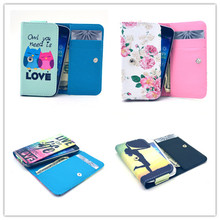 For THL W2 Printing Pattern Wallet Case for THL W2 Flip Cover with Stand Function ID Card Holder(China (Mainland))