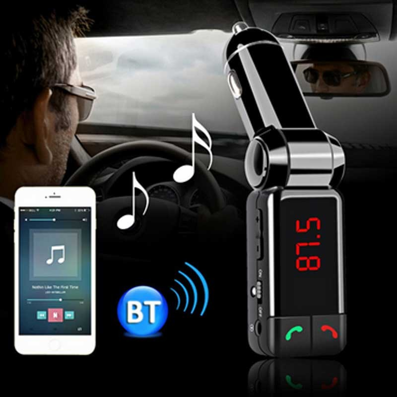 Car-FM-Bluetooth-Transmitter-MP3-Audio-Player-Wireless-FM-Modulator-Car-Bluetooth-Kit-Handsfree-USB-Charger (1)