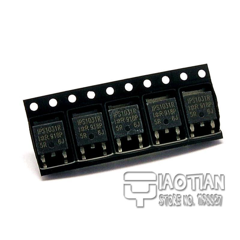 IPS1031R 18a/36 v to-intelligent power mos transistor interruttore (5 pz/lotto)(China (Mainland))