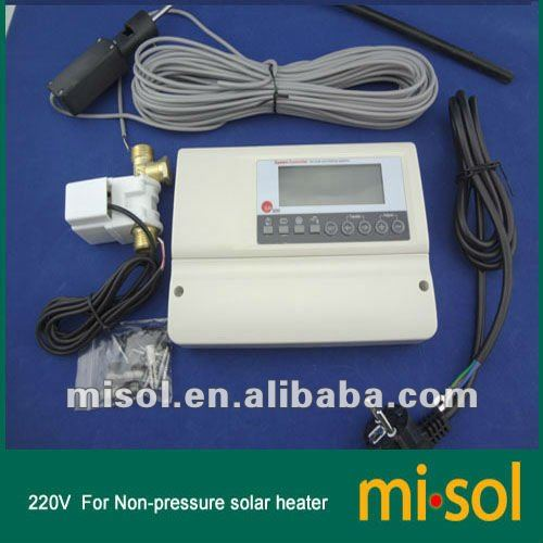 220V controller for non-pressurized solar water heater(China (Mainland))