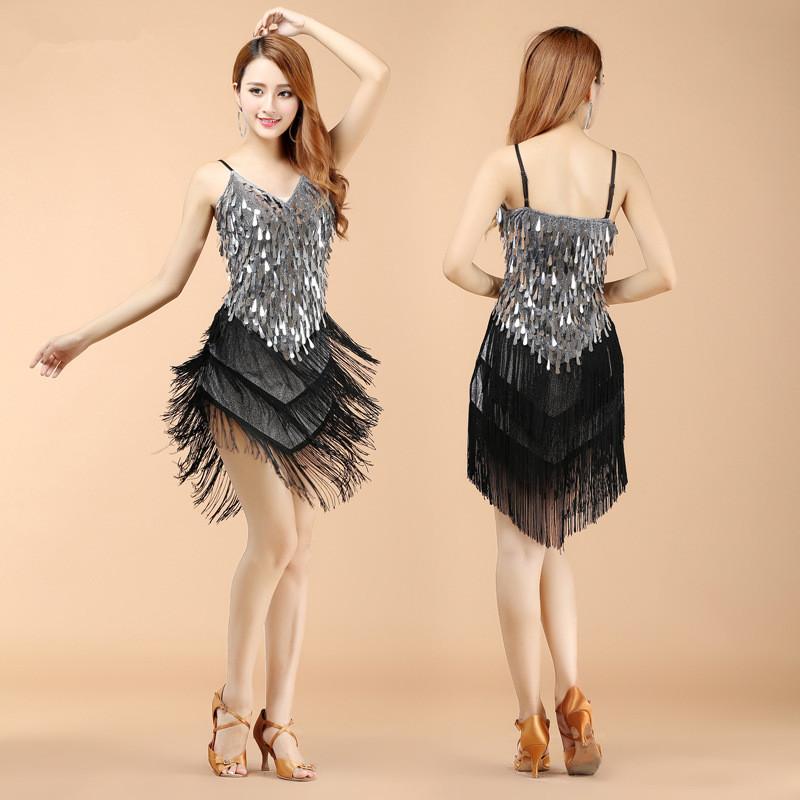 Квикстеп платья