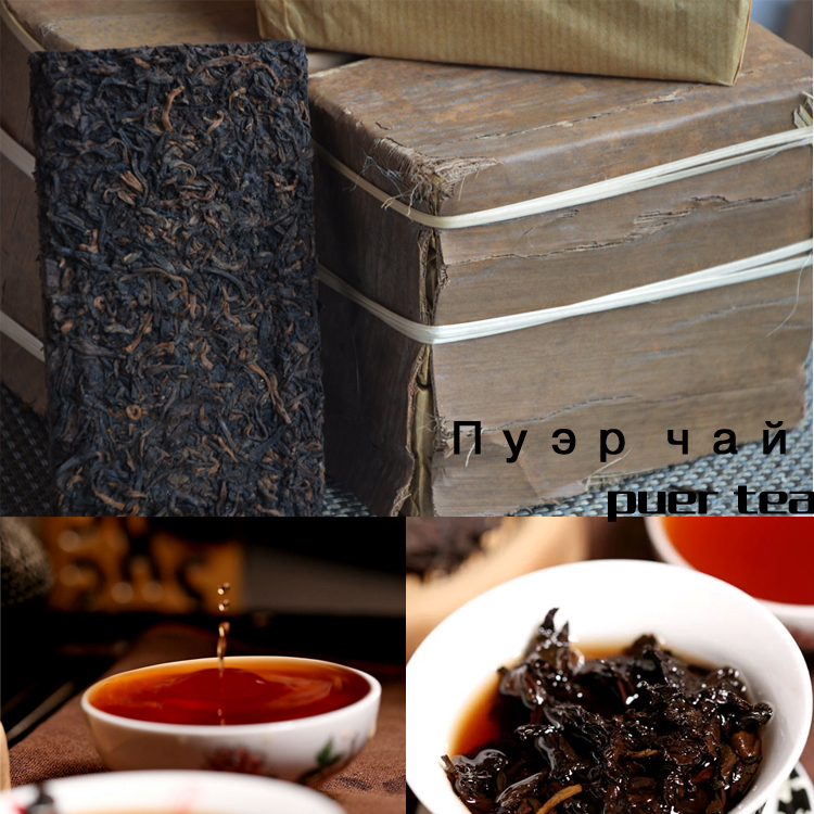 free shipping old puer tea 100g old Ripe Shu YunNan Chinese pu erh tea Brick tea